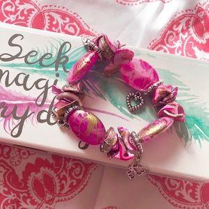 Beautiful 💖 Charm bracelet